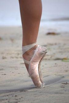 balletfootbeach